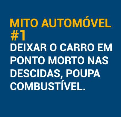 Mito automóvel #1
