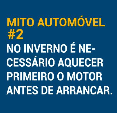 Mito automóvel #2