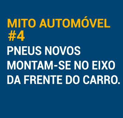 Mito automóvel #4