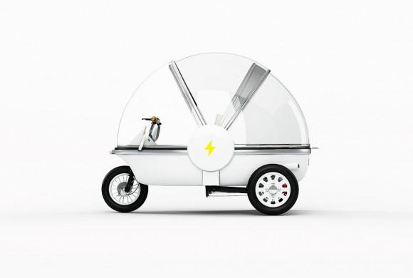 UOU – O veículo elétrico português
